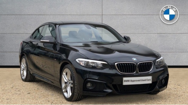 2016 BMW M Sport Coupe (Black) - Image: 1