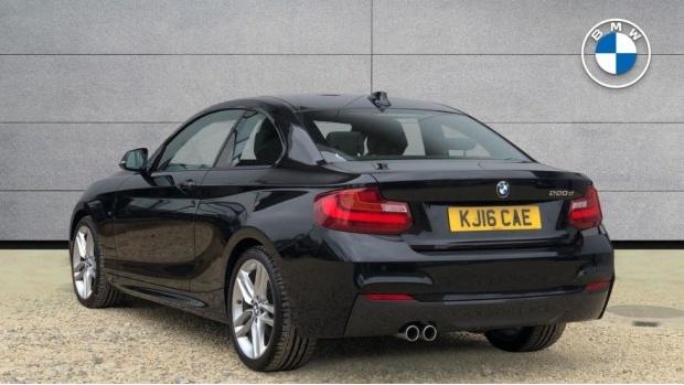 2016 BMW M Sport Coupe (Black) - Image: 2