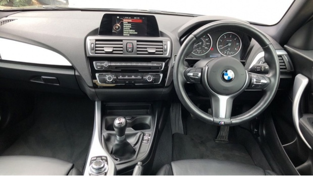 2016 BMW M Sport Coupe (Black) - Image: 4