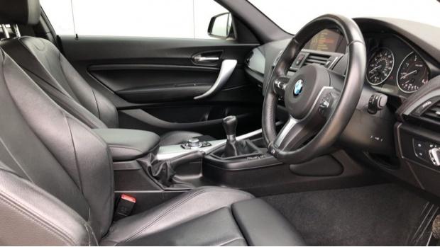 2016 BMW M Sport Coupe (Black) - Image: 6