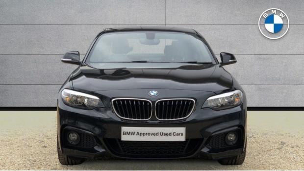 2016 BMW M Sport Coupe (Black) - Image: 16