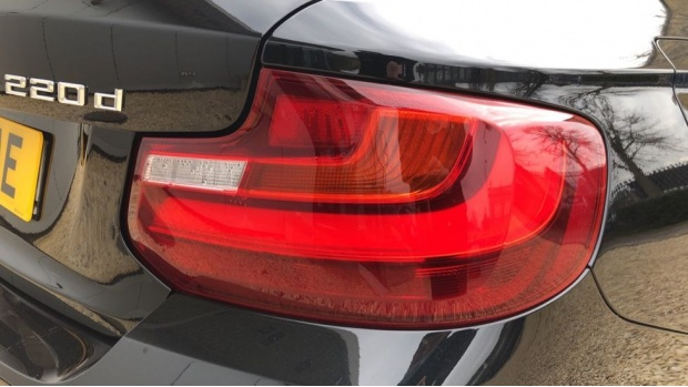 2016 BMW M Sport Coupe (Black) - Image: 21
