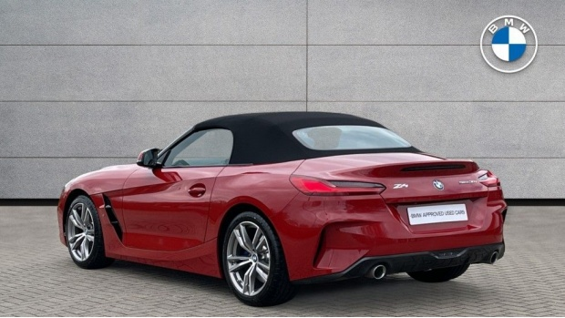 2020 BMW SDrive30i M Sport (Red) - Image: 2