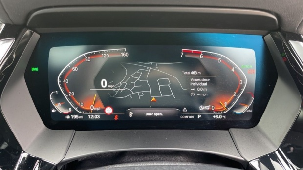 2020 BMW SDrive30i M Sport (Red) - Image: 9