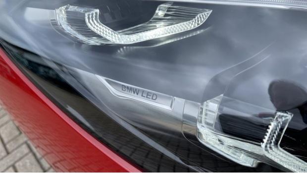 2020 BMW SDrive30i M Sport (Red) - Image: 28