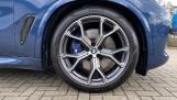 2019 BMW XDrive30d M Sport (Blue) - Image: 14