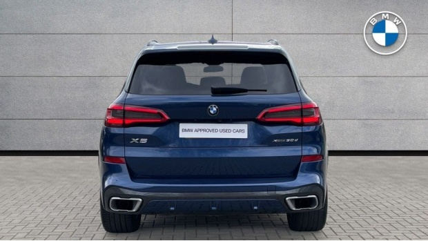 2019 BMW XDrive30d M Sport (Blue) - Image: 15