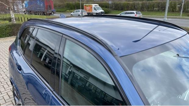 2019 BMW XDrive30d M Sport (Blue) - Image: 21
