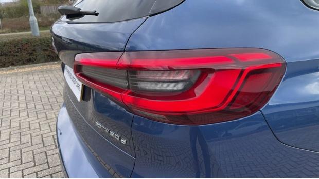 2019 BMW XDrive30d M Sport (Blue) - Image: 22