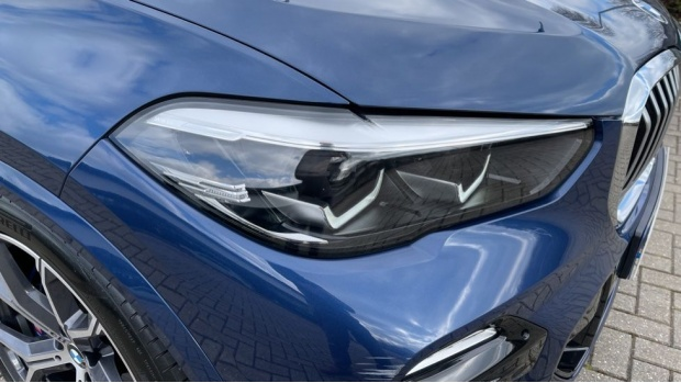 2019 BMW XDrive30d M Sport (Blue) - Image: 23