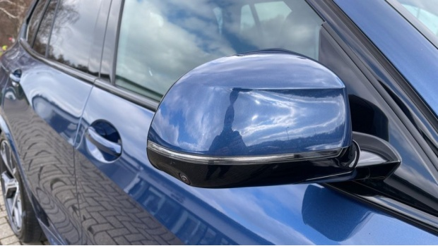2019 BMW XDrive30d M Sport (Blue) - Image: 26