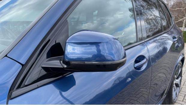 2019 BMW XDrive30d M Sport (Blue) - Image: 31