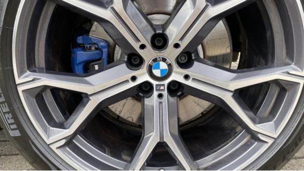 2019 BMW XDrive30d M Sport (Blue) - Image: 33