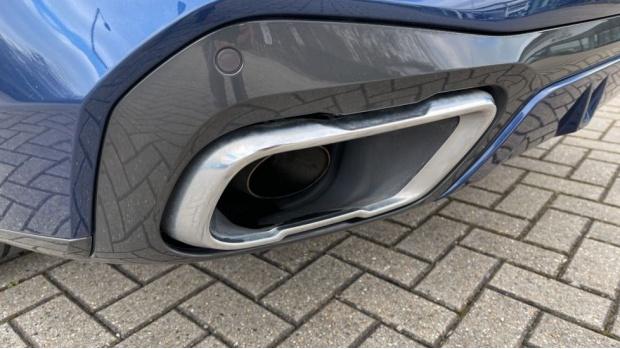 2019 BMW XDrive30d M Sport (Blue) - Image: 36
