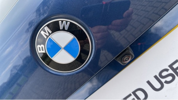 2019 BMW XDrive30d M Sport (Blue) - Image: 38