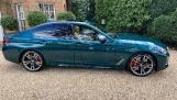 2021 BMW M550i V8 Steptronic xDrive 4-door  - Image: 2