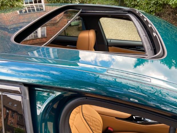2021 BMW M550i V8 Steptronic xDrive 4-door  - Image: 10