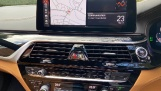 2021 BMW M550i V8 Steptronic xDrive 4-door  - Image: 14