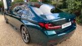 2021 BMW M550i V8 Steptronic xDrive 4-door  - Image: 16