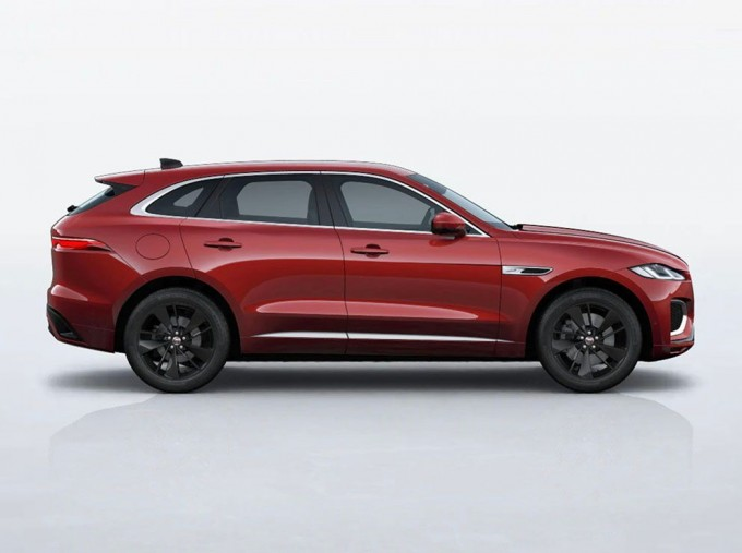 2021 Jaguar MHEV R-Dynamic SE Auto 5-door (Red) - Image: 2