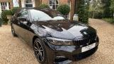 2021 BMW 330e 12kWh M Sport Auto xDrive 4-door (Black) - Image: 1