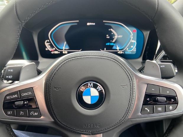 2021 BMW 330e 12kWh M Sport Auto xDrive 4-door (Black) - Image: 9