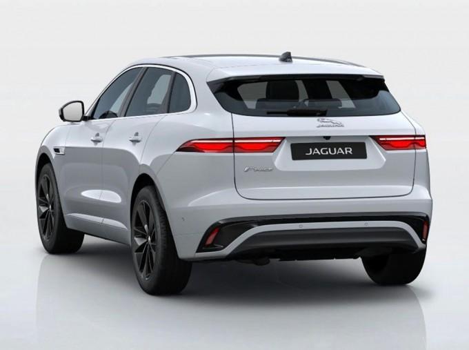 2021 Jaguar 2.0i R-Dynamic SE Auto 5-door (White) - Image: 3