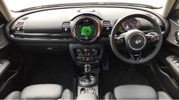 2020 MINI Cooper Exclusive (White) - Image: 4