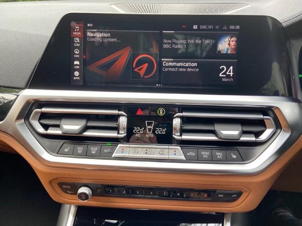 2021 BMW M340i MHT Touring Auto xDrive 5-door  - Image: 14