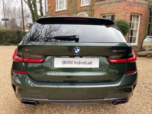 2021 BMW M340i MHT Touring Auto xDrive 5-door  - Image: 17