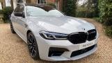 2021 BMW 4.4i V8 Competition Steptronic xDrive 4-door  - Image: 1