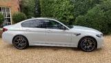 2021 BMW 4.4i V8 Competition Steptronic xDrive 4-door  - Image: 2