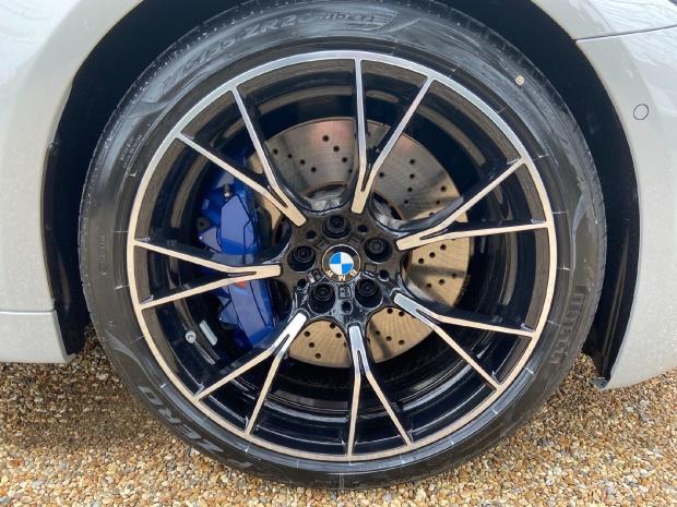 2021 BMW 4.4i V8 Competition Steptronic xDrive 4-door  - Image: 3