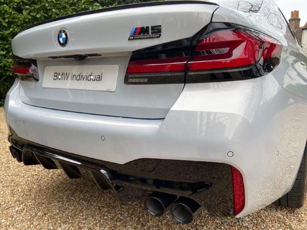 2021 BMW 4.4i V8 Competition Steptronic xDrive 4-door  - Image: 6