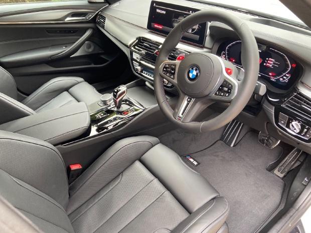 2021 BMW 4.4i V8 Competition Steptronic xDrive 4-door  - Image: 9
