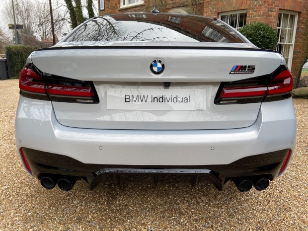 2021 BMW 4.4i V8 Competition Steptronic xDrive 4-door  - Image: 17