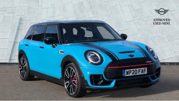 2020 MINI John Cooper Works 306HP (Blue) - Image: 1