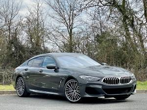 2021 BMW 8 Series Gran Coupe 840i M Sport Gran Coupe 4-door Petrol Steptronic (340 ps)