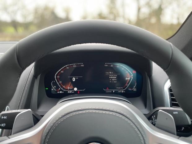 2021 BMW 840i M Sport Gran Coupe Steptronic 4-door (Grey) - Image: 9