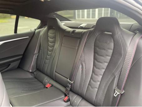 2021 BMW 840i M Sport Gran Coupe Steptronic 4-door (Grey) - Image: 12