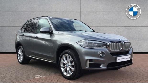 2016 BMW XDrive40d SE (Grey) - Image: 1