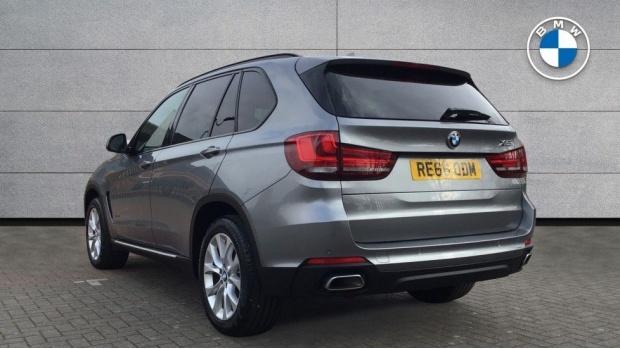2016 BMW XDrive40d SE (Grey) - Image: 2