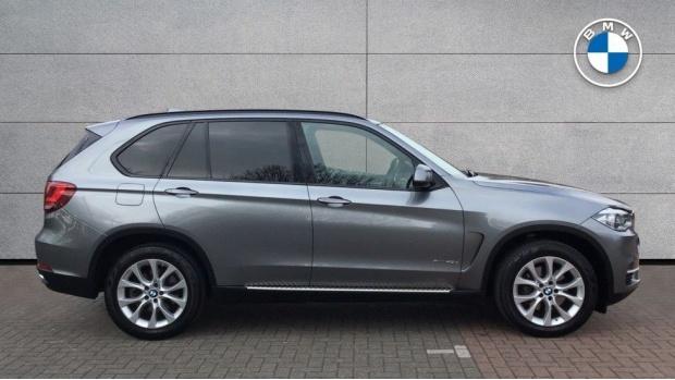 2016 BMW XDrive40d SE (Grey) - Image: 3