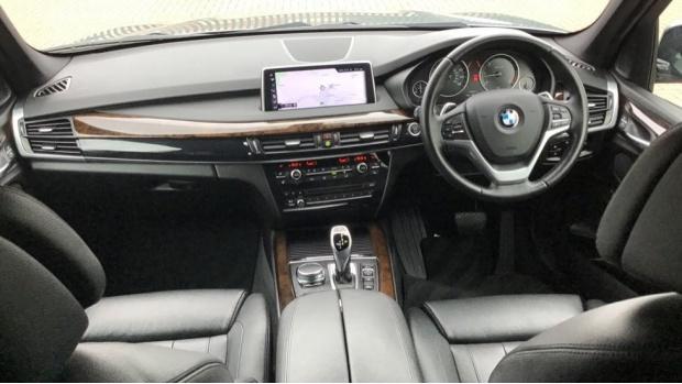 2016 BMW XDrive40d SE (Grey) - Image: 4