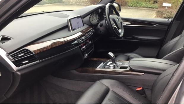 2016 BMW XDrive40d SE (Grey) - Image: 7