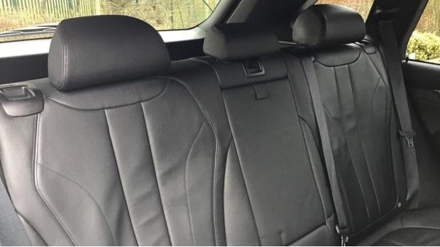 2016 BMW XDrive40d SE (Grey) - Image: 12