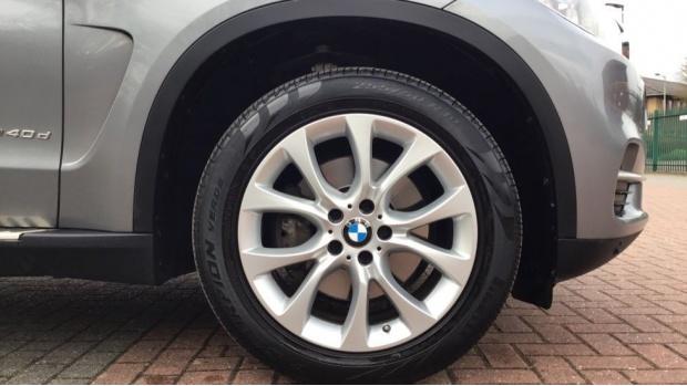 2016 BMW XDrive40d SE (Grey) - Image: 14