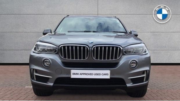 2016 BMW XDrive40d SE (Grey) - Image: 16