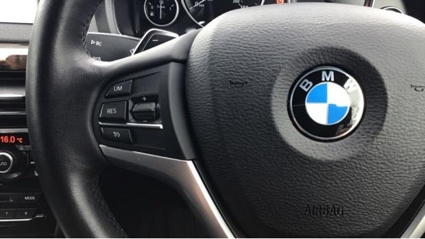 2016 BMW XDrive40d SE (Grey) - Image: 17
