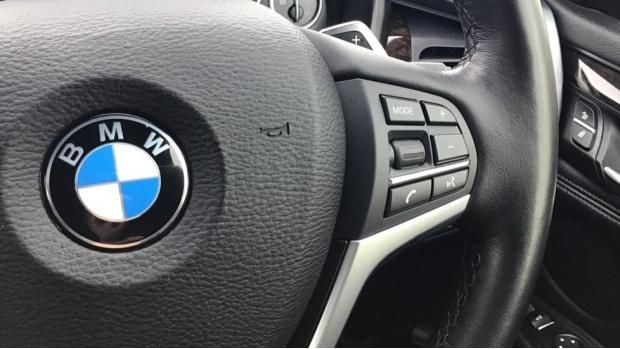 2016 BMW XDrive40d SE (Grey) - Image: 18